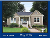 Historic Home Recognition - May 2019 - 617 N. Church St.