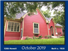 Historic Home Recognition - October 2019 - 1205 Howell St.