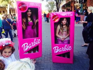 barbie halloween 2014