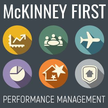 Performance Icon Links to Performance Management Page