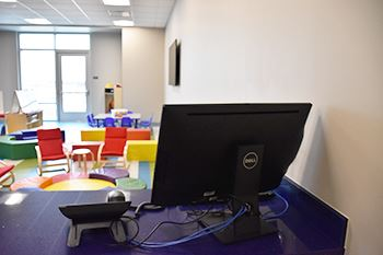 Apex Centre Playroom