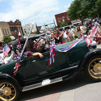 McKinney July 4th Parade