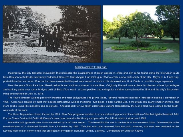 Historic Home Recognition - Finch Park