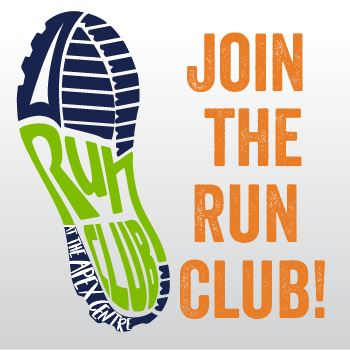 Run Club at the Apex Centre