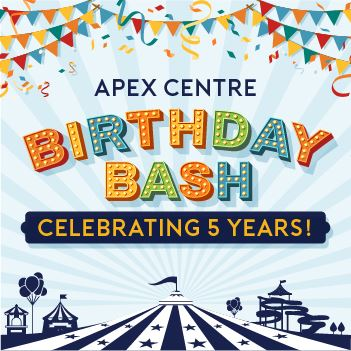 Birthday Bash Graphic