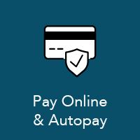 Pay Online and Autopay