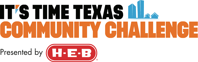 Link to It's Time Texas Community Challenge