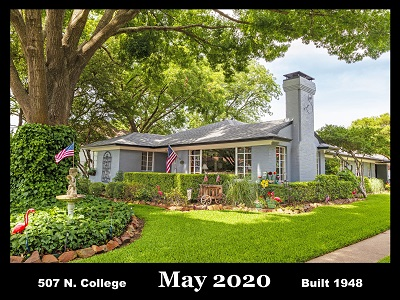 8 - May 2020 - 507 N. College