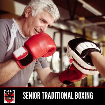 Senior Boxing