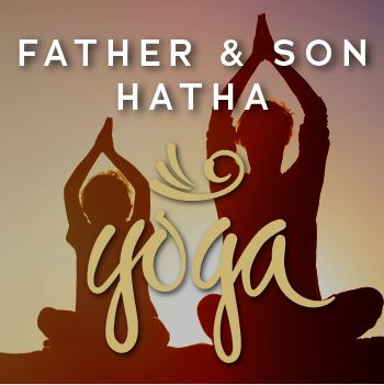Father Son Yoga