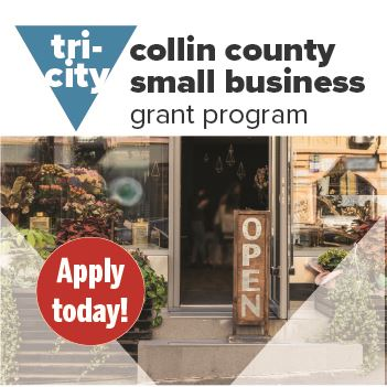 Tri-City Small Business Grant Program now accepting applications - Links to Recovery Grants page