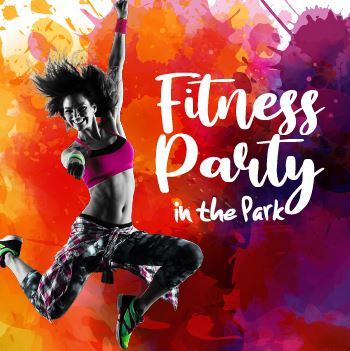 Fitness Party in the Park