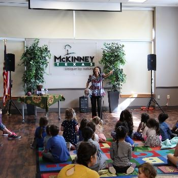 Toni Simmons Brings African Storytelling to Life in a Newly Renovated Dulaney Room (2020)