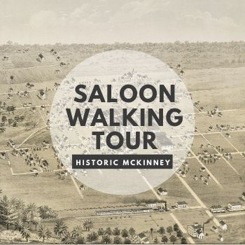 Saloon walking tour