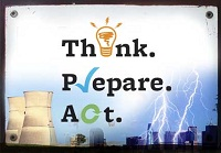 Think, Prepare and Act