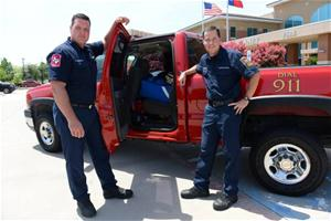 Community Healthcare Paramedics and Truck