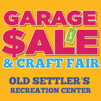 Community Garage Sale and Craft Fair