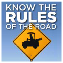 Golf Carts - Know the Rules of the Road